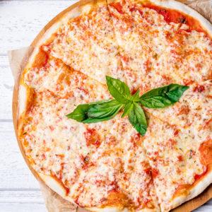 Giant Pizzas